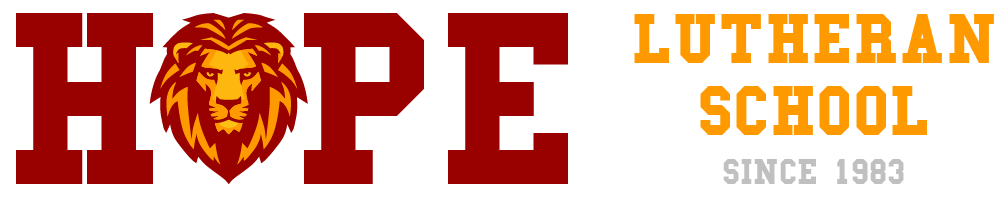 Hope Lutheran School - Athletics