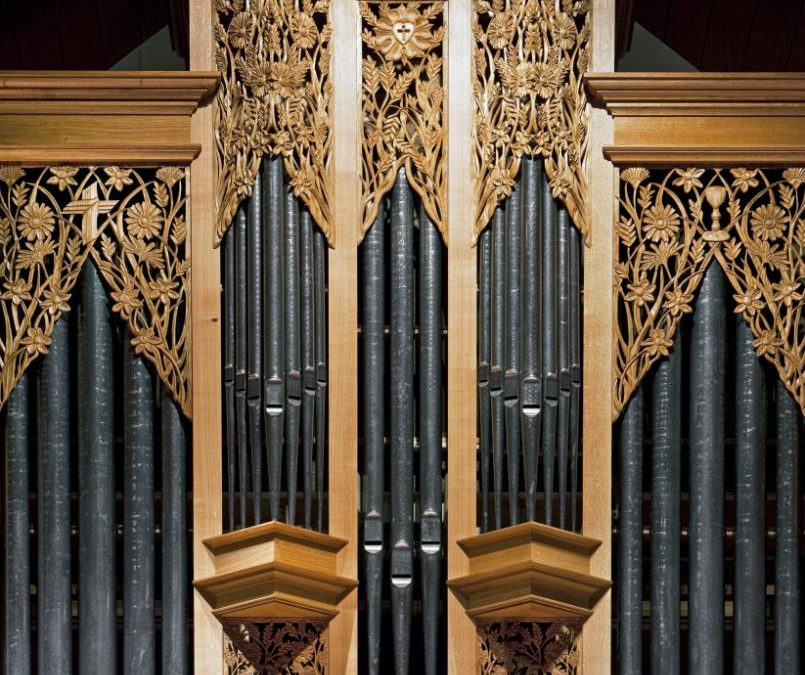Organ Recital – Apr. 21st