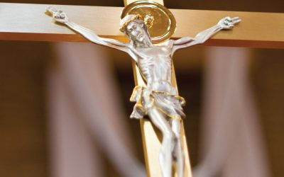 Knowing the Christ as 'Him Crucified'