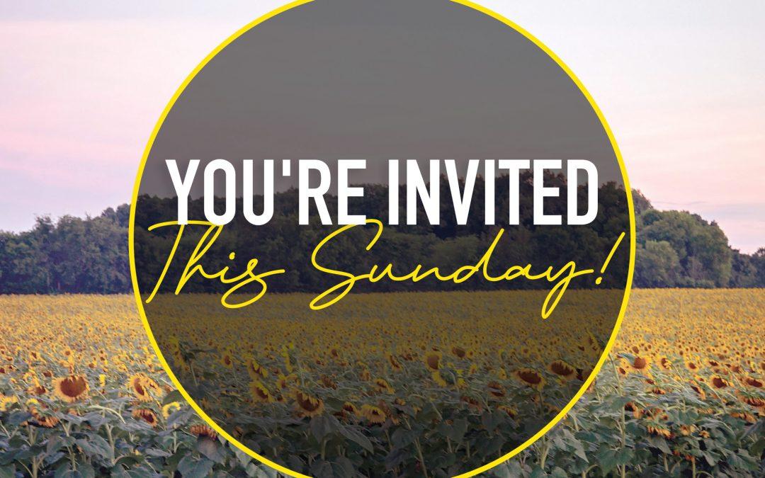 Sunday Worship – Sept. 19