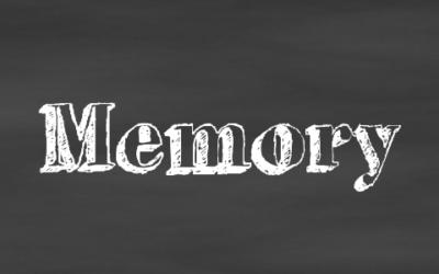 First semester memory